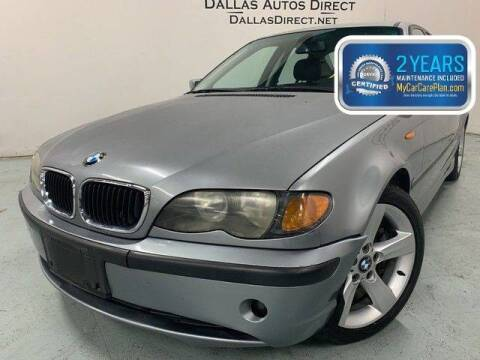 2005 BMW 3 Series 325i for sale at Dallas Autos Direct in Carrollton TX