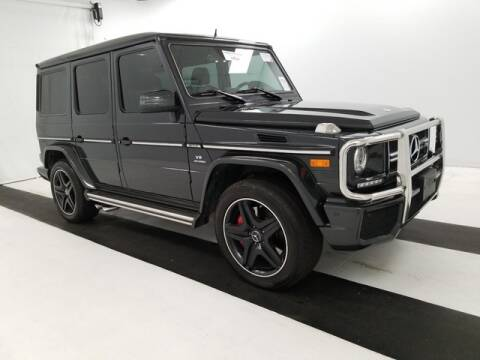 2015 Mercedes-Benz G-Class G 63 AMG for sale at Dallas Autos Direct in Carrollton TX