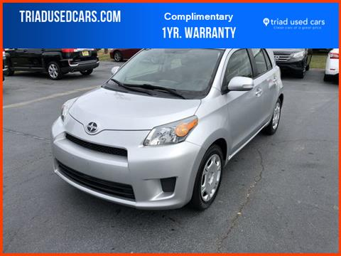 2013 Scion xD for sale in Kernersville, NC