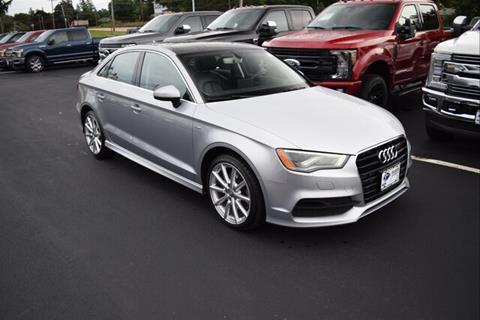 2016 Audi A3 for sale in East Greenwich, RI