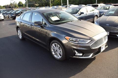 2019 Ford Fusion Energi for sale in East Greenwich, RI