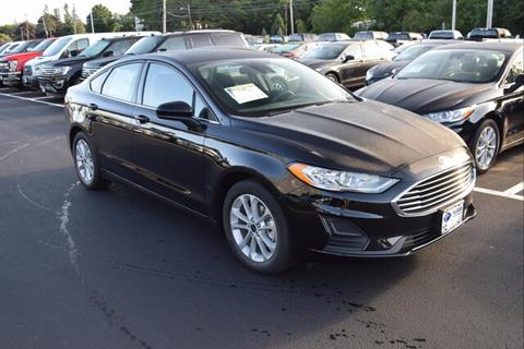 2019 Ford Fusion for sale in East Greenwich, RI