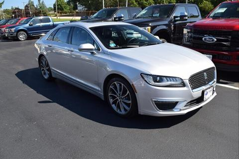 2017 Lincoln MKZ for sale in East Greenwich, RI