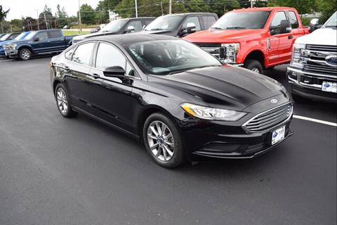 2017 Ford Fusion for sale in East Greenwich, RI