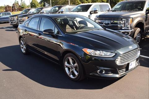 2014 Ford Fusion for sale in East Greenwich, RI
