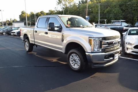 2018 Ford F-250 Super Duty for sale in East Greenwich, RI