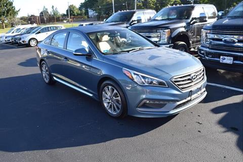 2015 Hyundai Sonata for sale in East Greenwich, RI