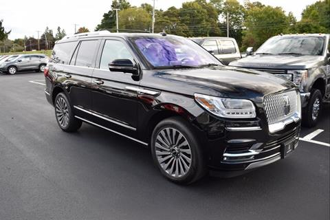 2019 Lincoln Navigator for sale in East Greenwich, RI