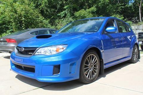 2013 Subaru Impreza for sale at CHIPPERS LUXURY AUTO, INC in Shorewood IL