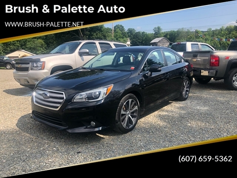 2015 Subaru Legacy for sale in Candor, NY