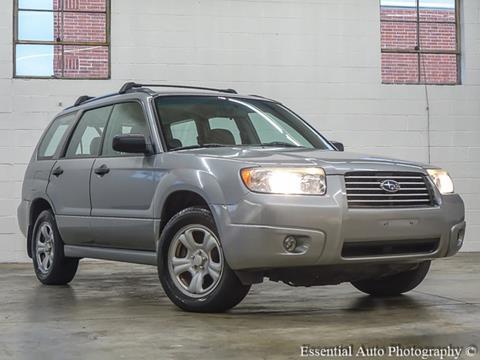 2007 Subaru Forester for sale in Addison, IL