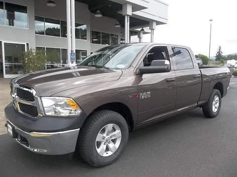 2018 RAM Ram Pickup 1500 for sale in Cottage Grove, OR