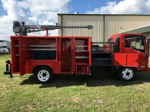 2016 Isuzu NQR for sale in Palmetto, FL