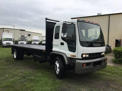 2002 Isuzu FTR for sale in Palmetto, FL