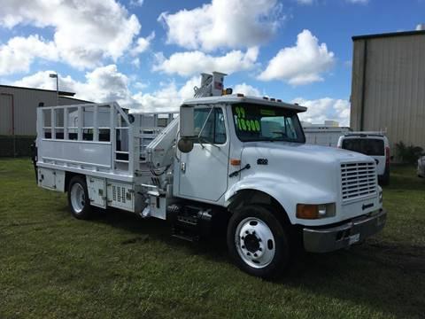 1999 International 4700 for sale in Palmetto, FL