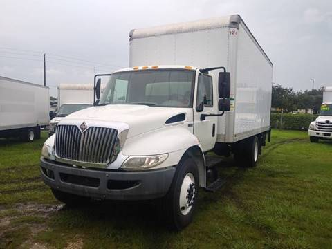2014 International DuraStar 4300 for sale in Palmetto, FL