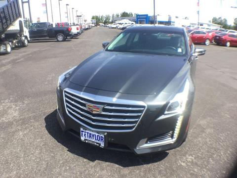 2018 Cadillac CTS for sale in Rexburg, ID