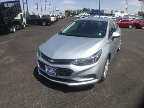 2018 Chevrolet Cruze for sale in Rexburg, ID