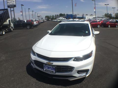 2018 Chevrolet Malibu for sale in Rexburg, ID