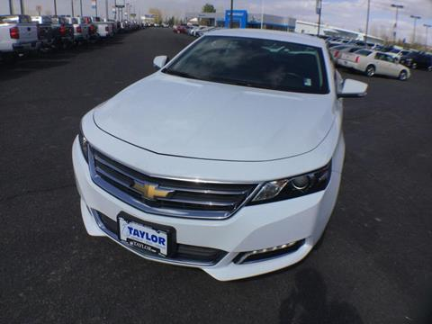 2018 Chevrolet Impala for sale in Rexburg, ID