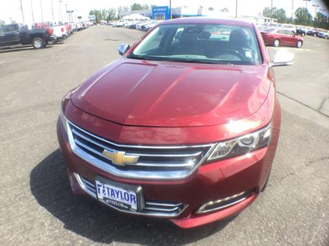 2017 Chevrolet Impala for sale in Rexburg, ID
