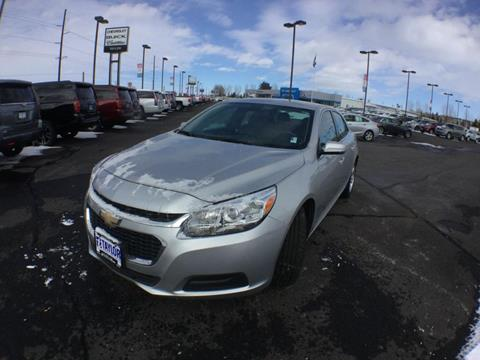 2016 Chevrolet Malibu Limited for sale in Rexburg, ID