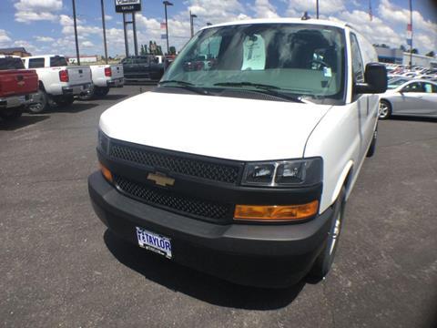 2018 Chevrolet Express Cargo for sale in Rexburg, ID