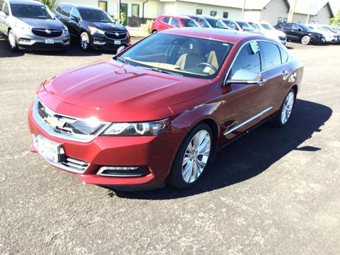 2016 Chevrolet Impala for sale in Rexburg, ID