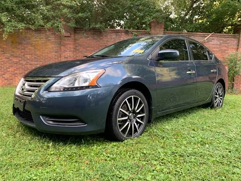 2013 Nissan Sentra for sale in Roswell, GA