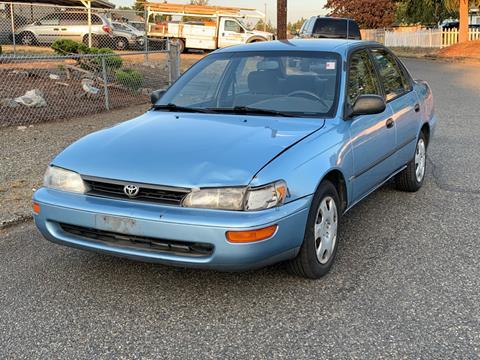1993 Toyota Corolla for sale in Lakewood, WA