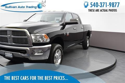 Best Used Diesel Truck >> 2010 Dodge Ram Pickup 3500 For Sale In Fredericksburg Va