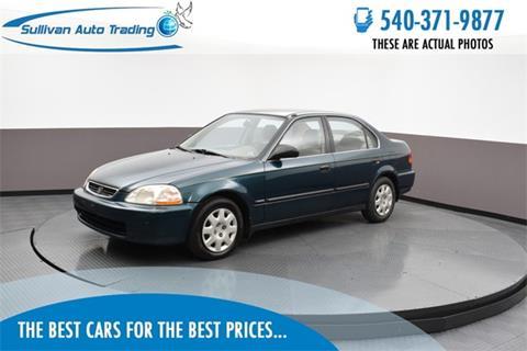 1998 Honda Civic for sale in Fredericksburg, VA