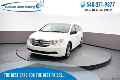 2012 Honda Odyssey for sale in Fredericksburg, VA