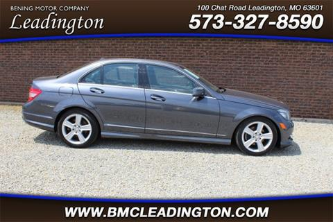 2011 Mercedes-Benz C-Class for sale in Park Hills, MO