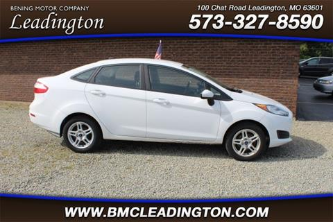 2017 Ford Fiesta for sale in Park Hills, MO