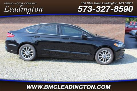 2017 Ford Fusion for sale in Park Hills, MO