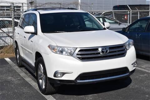 2013 Toyota Highlander Limited for sale at FORT WAYNE NISSAN in Fort Wayne IN