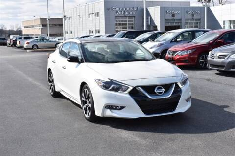 2017 Nissan Maxima 3.5 SL for sale at FORT WAYNE NISSAN in Fort Wayne IN