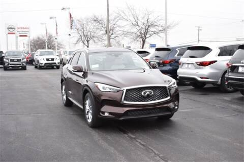 2020 Infiniti QX50 Luxe for sale at FORT WAYNE NISSAN in Fort Wayne IN
