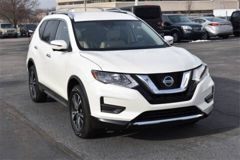 2020 Nissan Rogue SV for sale at FORT WAYNE NISSAN in Fort Wayne IN