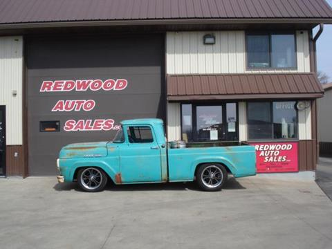 1960 Ford F-100 for sale in Redwood Falls, MN