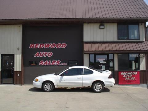 1999 Pontiac Grand Am for sale in Redwood Falls, MN