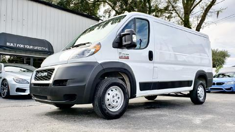 2019 RAM ProMaster Cargo for sale in Tampa, FL