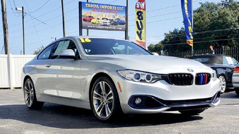 2016 BMW 4 Series for sale in Tampa, FL