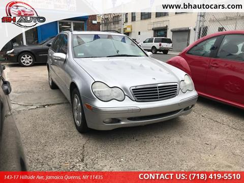 2002 Mercedes-Benz C-Class for sale in Jamaica, NY