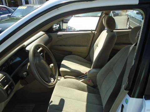 2001 Chevrolet Prizm for sale in Sacramento, CA