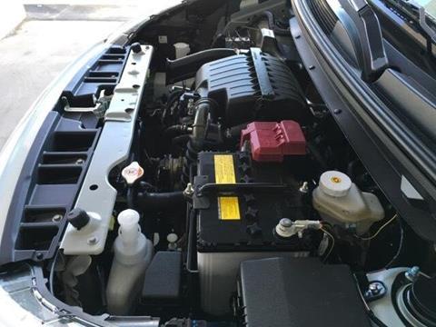 2019 Mitsubishi Mirage G4