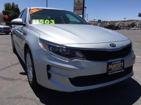 2017 Kia Optima for sale at Painter's Mitsubishi in Saint George UT