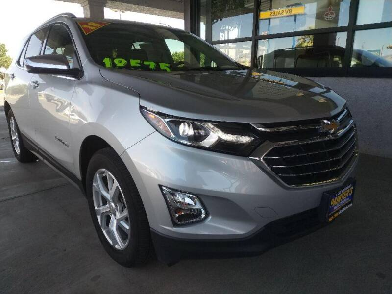 2018 Chevrolet Equinox for sale at Painter's Mitsubishi in Saint George UT