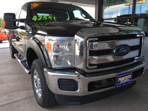 2015 Ford F-350 Super Duty for sale at Painter's Mitsubishi in Saint George UT